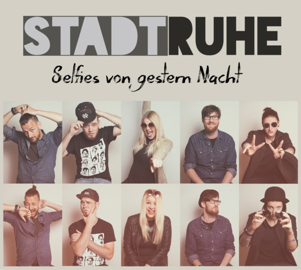 Selfies Von Gestern Nacht (CD)
