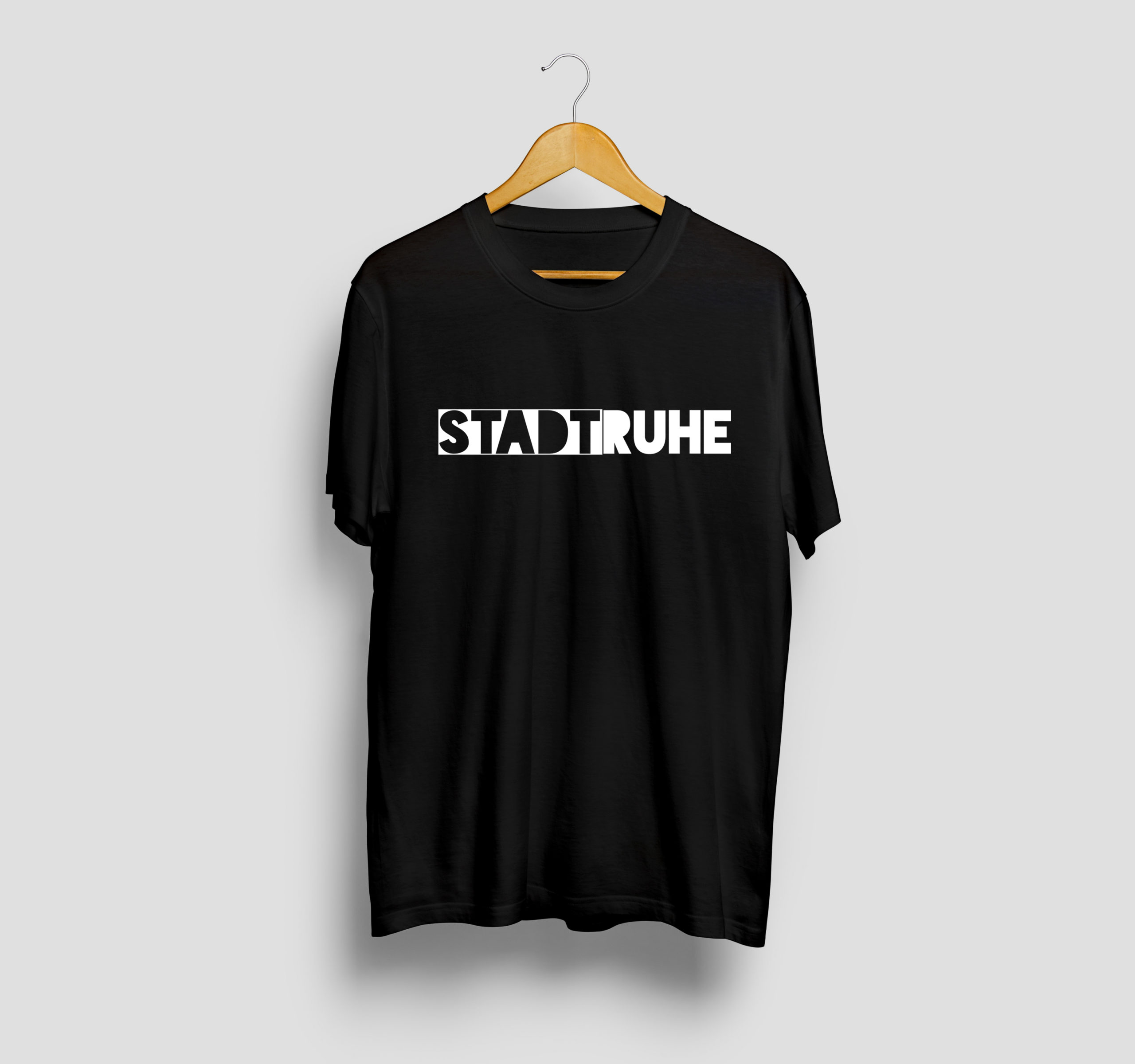 T-Shirt – STADTRUHE Schwarz
