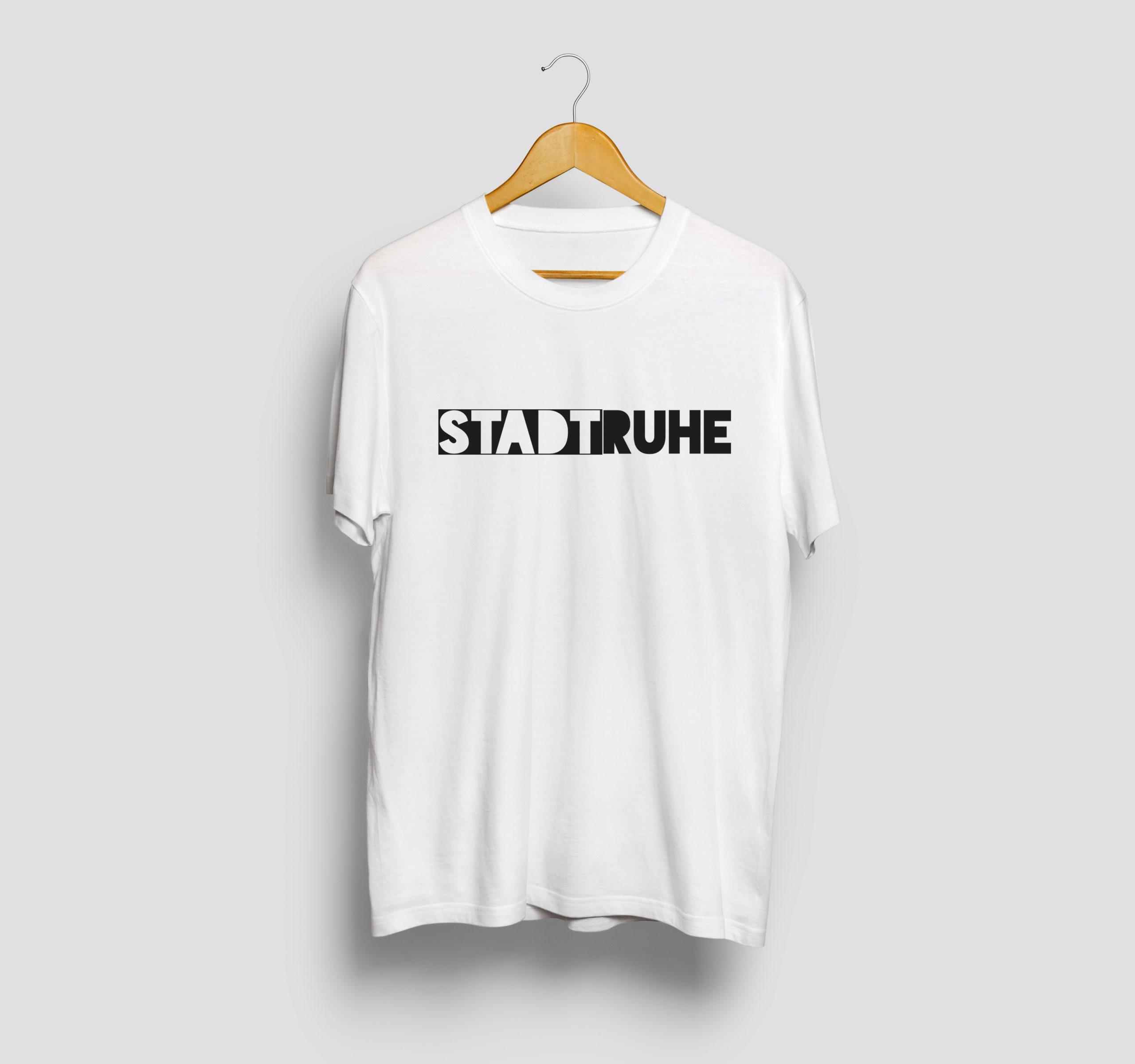 T-Shirt STADTRUHE Weiß